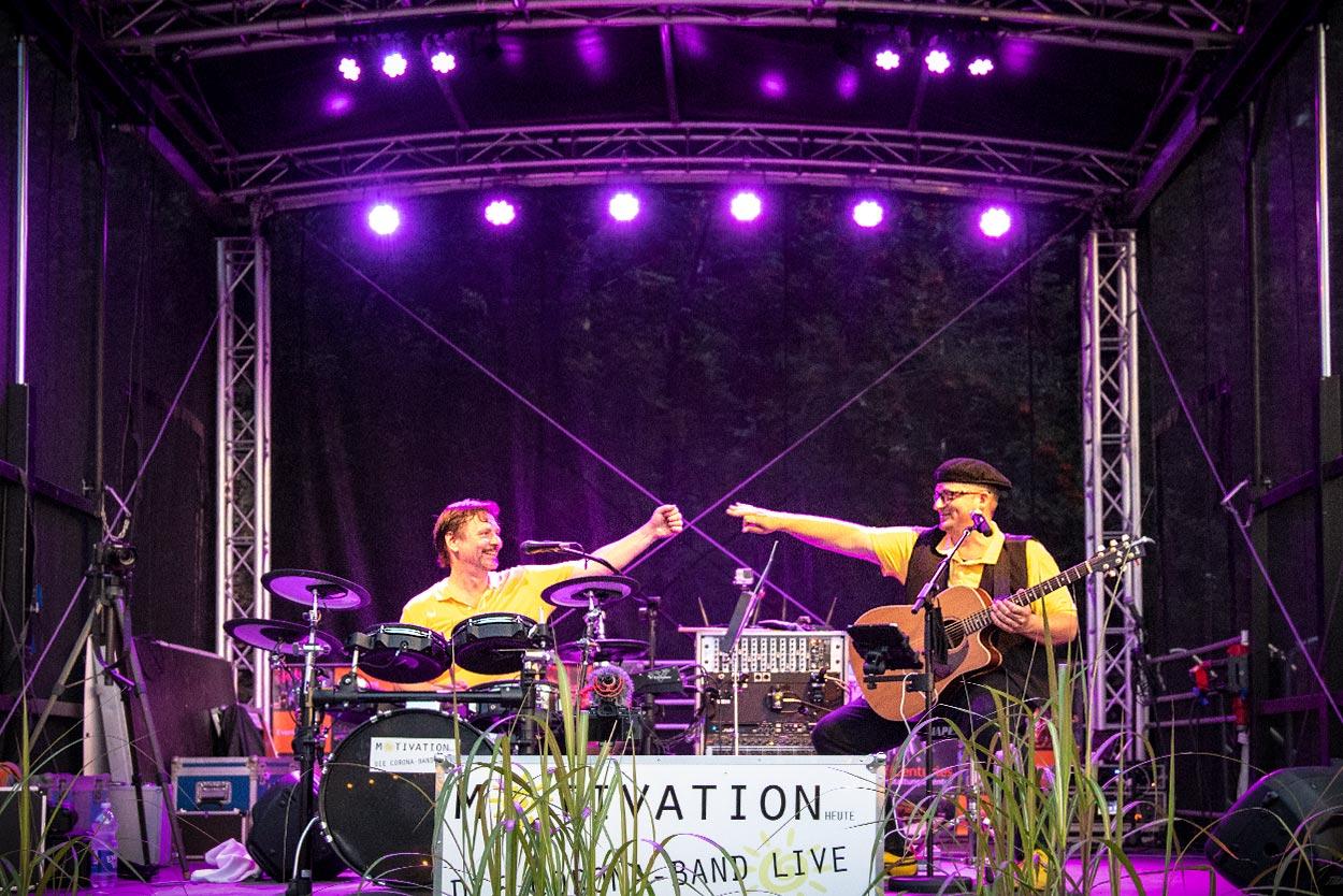 Corona Band Lüdenscheid